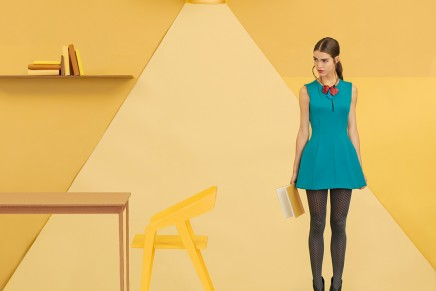 Origami life, por Kristina Varaksina