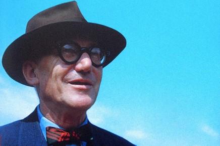 La biografía de Le Corbusier dibujada por Vincent Mahé