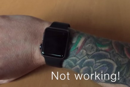 «El Apple Watch no funciona con tatuajes»