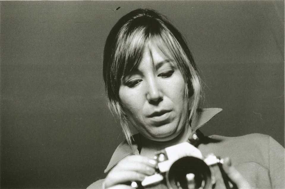 Juana Biarnés, una pionera del fotoperiodismo en España