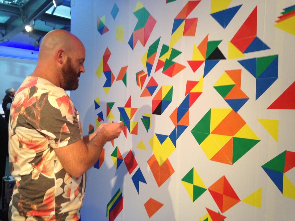 Kaufman – El arte urbano y el arte del balón se unen en #HyundaiStreetArt