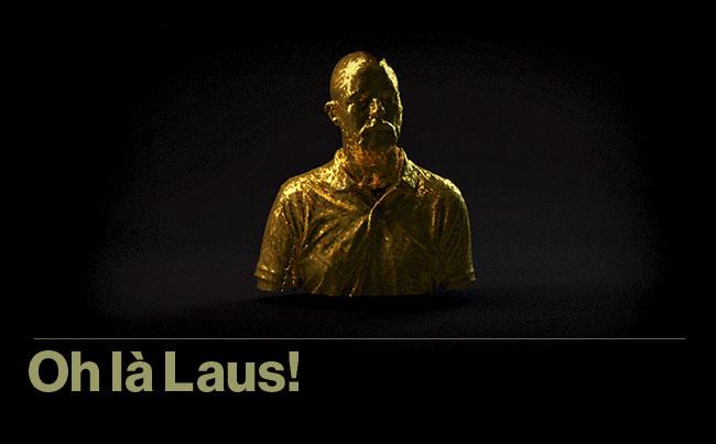 Oh là Laus, la fiesta de los finalistas en la carrera por el oro