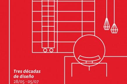 #30ADCV. Tres décadas de diseño