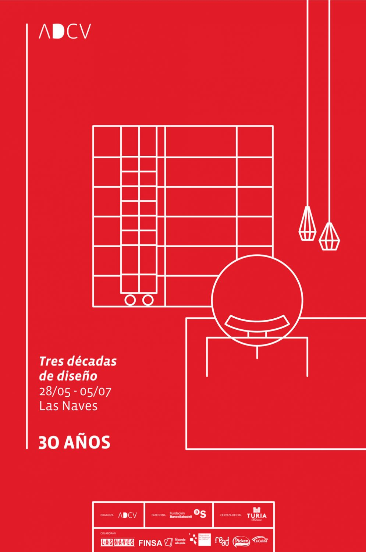 #30ADCV. Tres décadas de diseño en ADCV