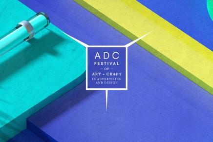 Dirección de arte para el ADC Festival 2015 por Crowd Studio