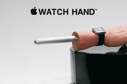 Conan O'Brien pone solución a la incompatibilidad del Apple Watch y los tatus