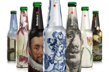Heineken Amsterdam Originals. Un homenaje gráfico al Rijksmuseum