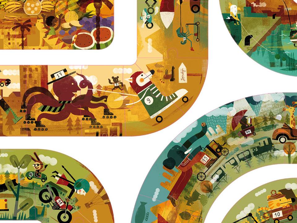 Joan Negrescolor entre los ganadores de los Premios Junceda de ilustración
