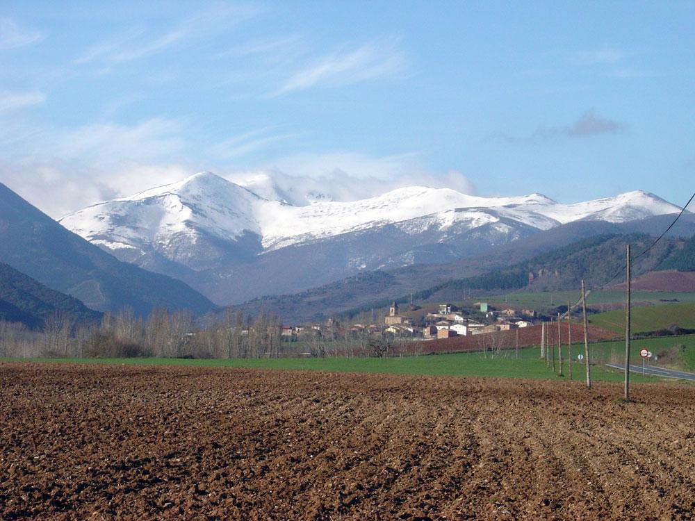 La Rioja, cerca de Yuso.