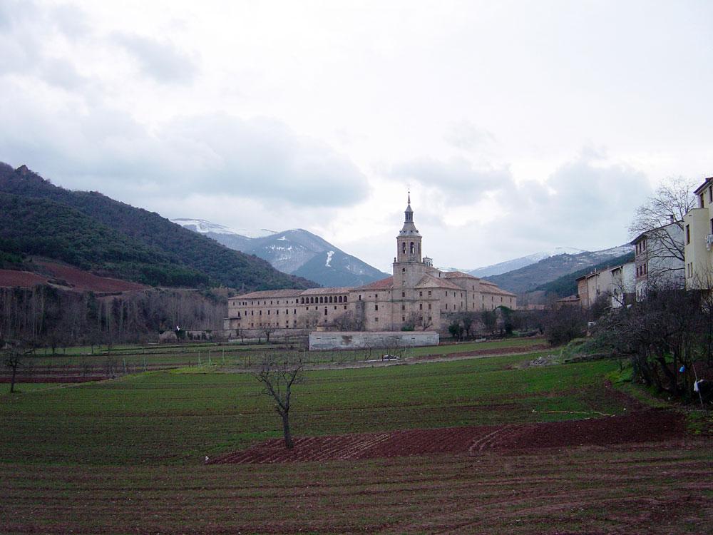 Andreu Balius: «Una tipografía para La Rioja tenía inevitablemente que saber a vino» – Monasterio de Yuso 2006