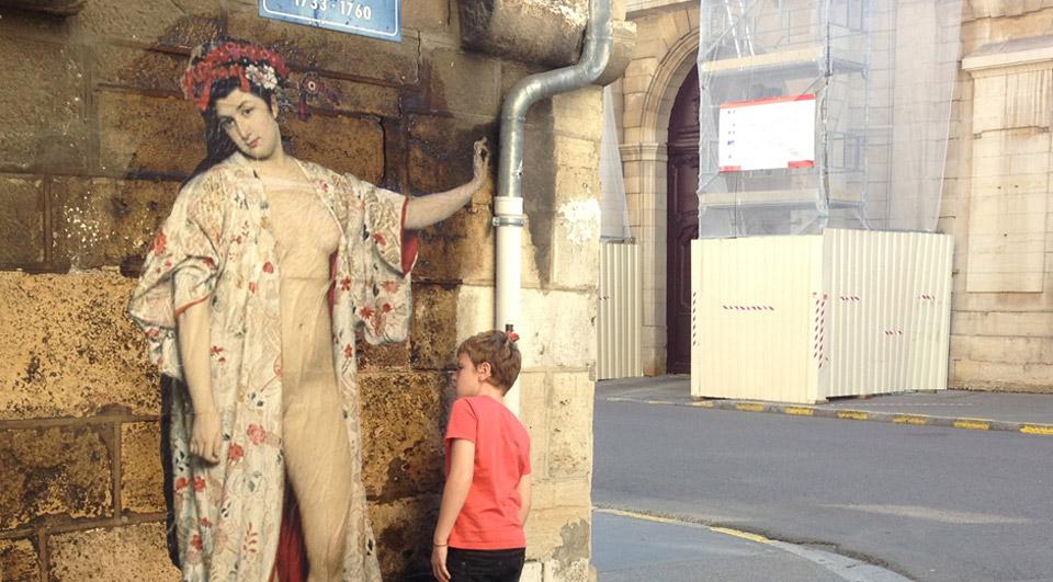 Outings Project o cómo liberar los retratos olvidados en los museos
