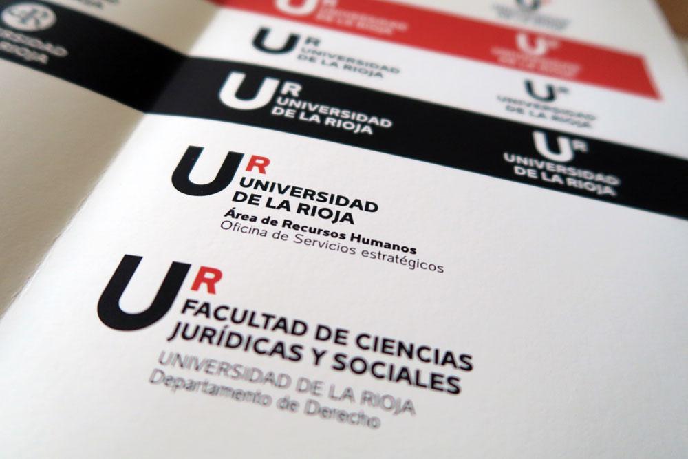 Tipografía Rioja. Propuesta de diseño en 2007.
