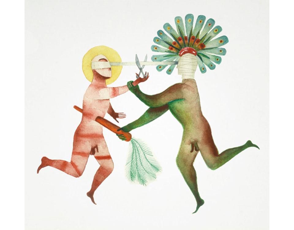 Gravedad Cero, de Roberto Maján - exposición en La Fiambrera