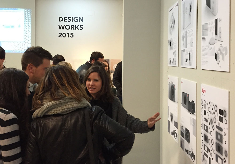 Exposición Design Works 2015
