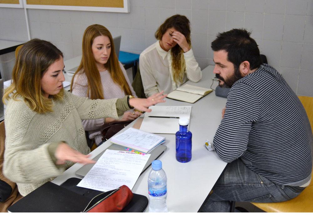 Open Class del Máster Universitario en Ingeniería del Diseño de la CEU-UCH, con Luis Eslava