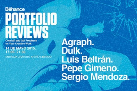VII Behance Portfolio Reviews Valencia