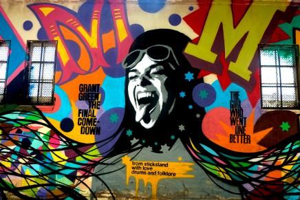 Festival Ús Barcelona. Arte urbano y participación ciudadana