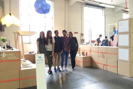 CEU-UCH: Enseñando diseño al mundo