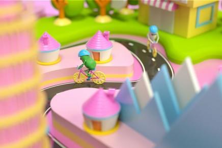 Fresca y descarada pieza de promo del Giro de Italia