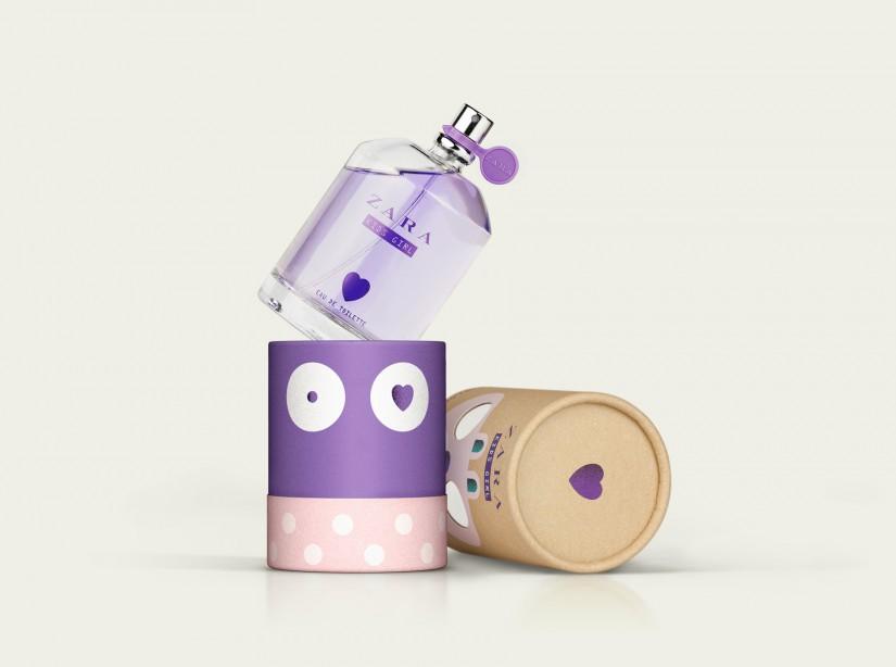 El juego ingenioso de Lavernia & Cienfuegos para Zara Kids