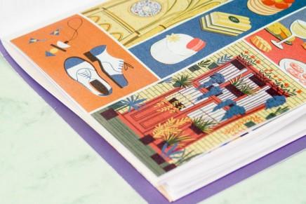 Guías de Barcelona ilustradas, bonitas y sin caer en los tópicos
