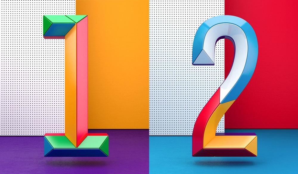 Alex López es un crack en el manejo del 3D, la ilustración, la tipografía y el color. «Siempre estoy buscando inspiración y nuevos proyectos en los que involucrarme», explica en su web