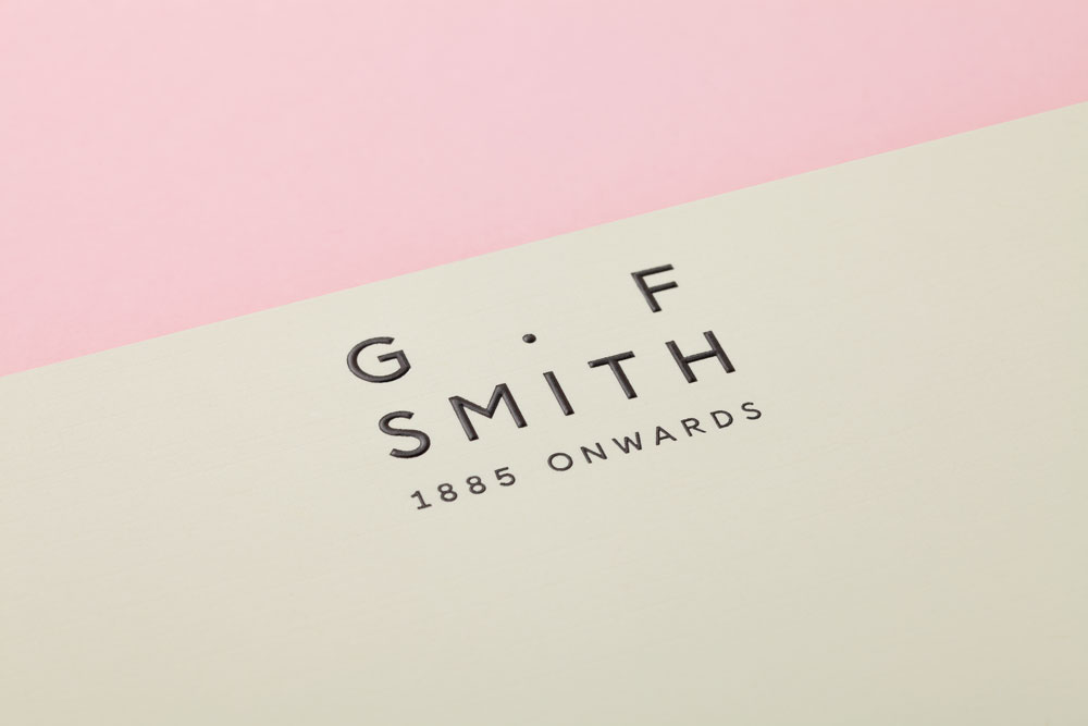 G F Smith – Black pencil en los D&AD por el diseño del sistema de branding para organización media
