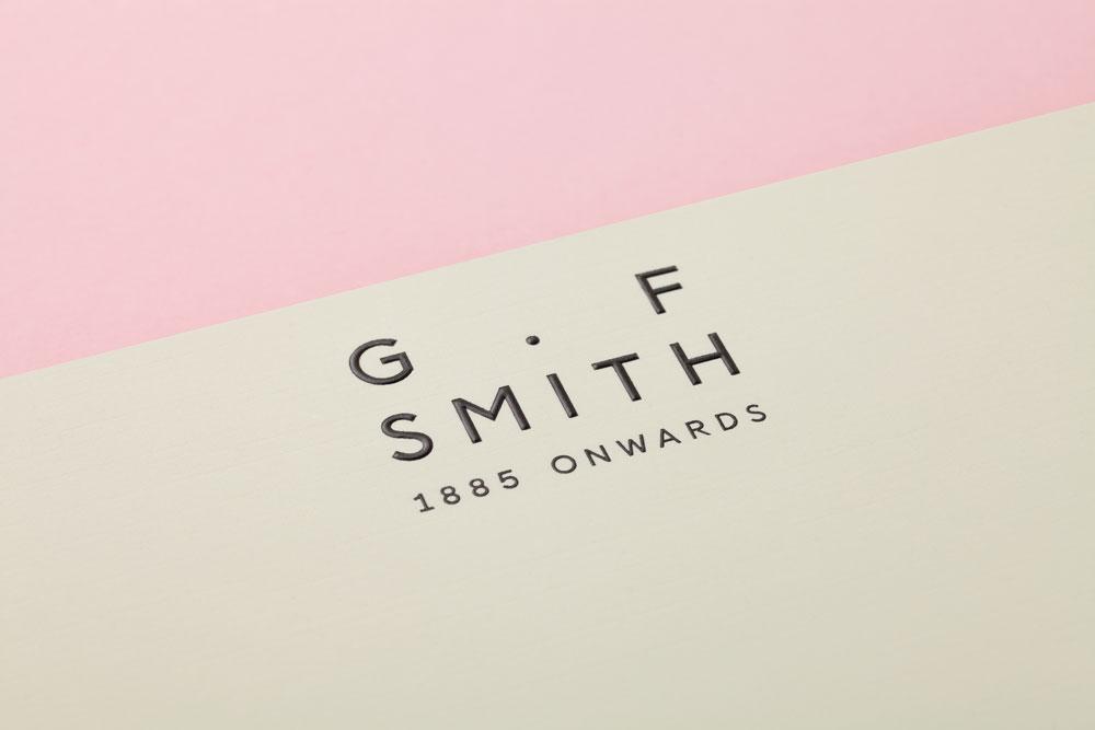 G F Smith – Black pencil en los D&AD por el diseño del sistema de branding para organización media
