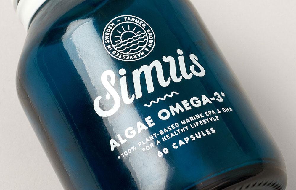 Simris, algas cultivadas con una identidad luminosa de Snask