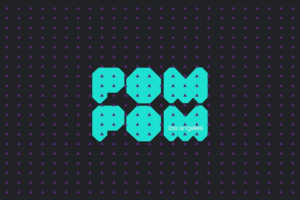 Pom Pom. Un doble set de lencería colorista y con estilo