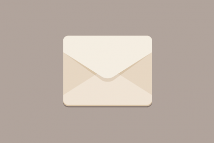 Carta de un diseñador a un cliente