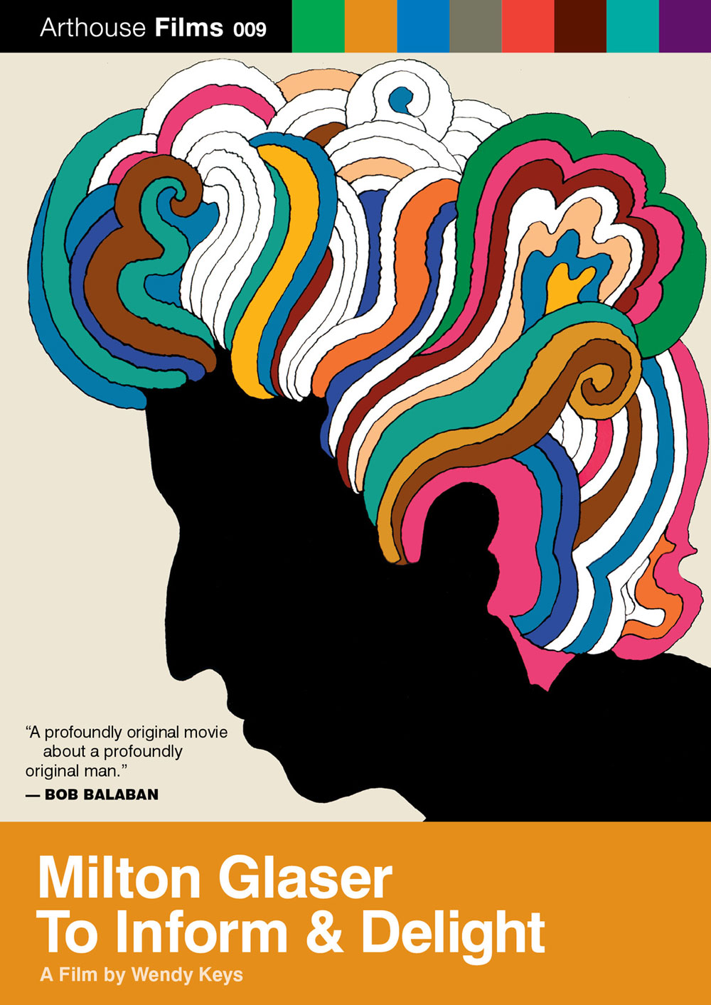 documental de Milton Glaser en  GG Design Camp