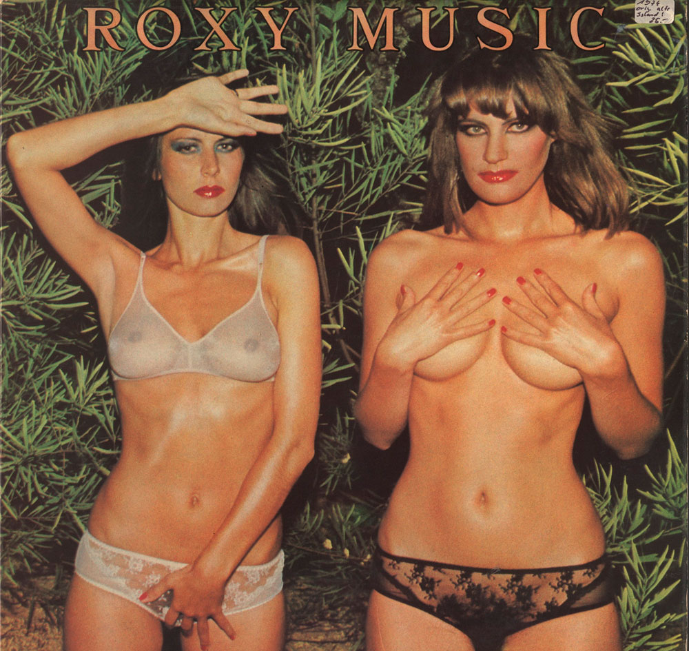 Portadas de discos legendarias: Country Life (1974) – Roxy Music