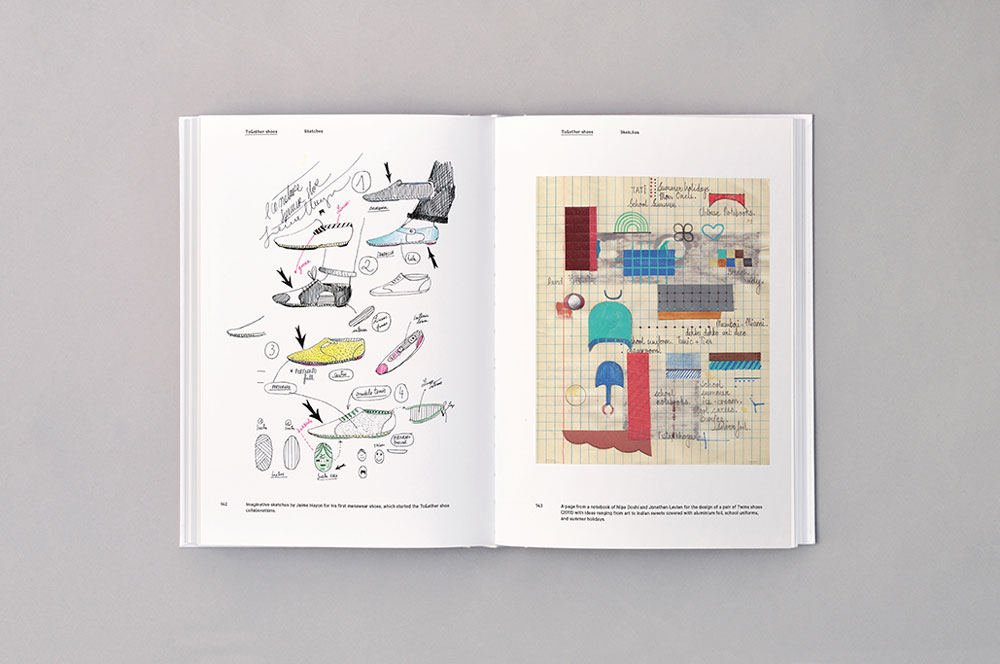 The Walking Society. 40 años de Camper con diseño de Atlas