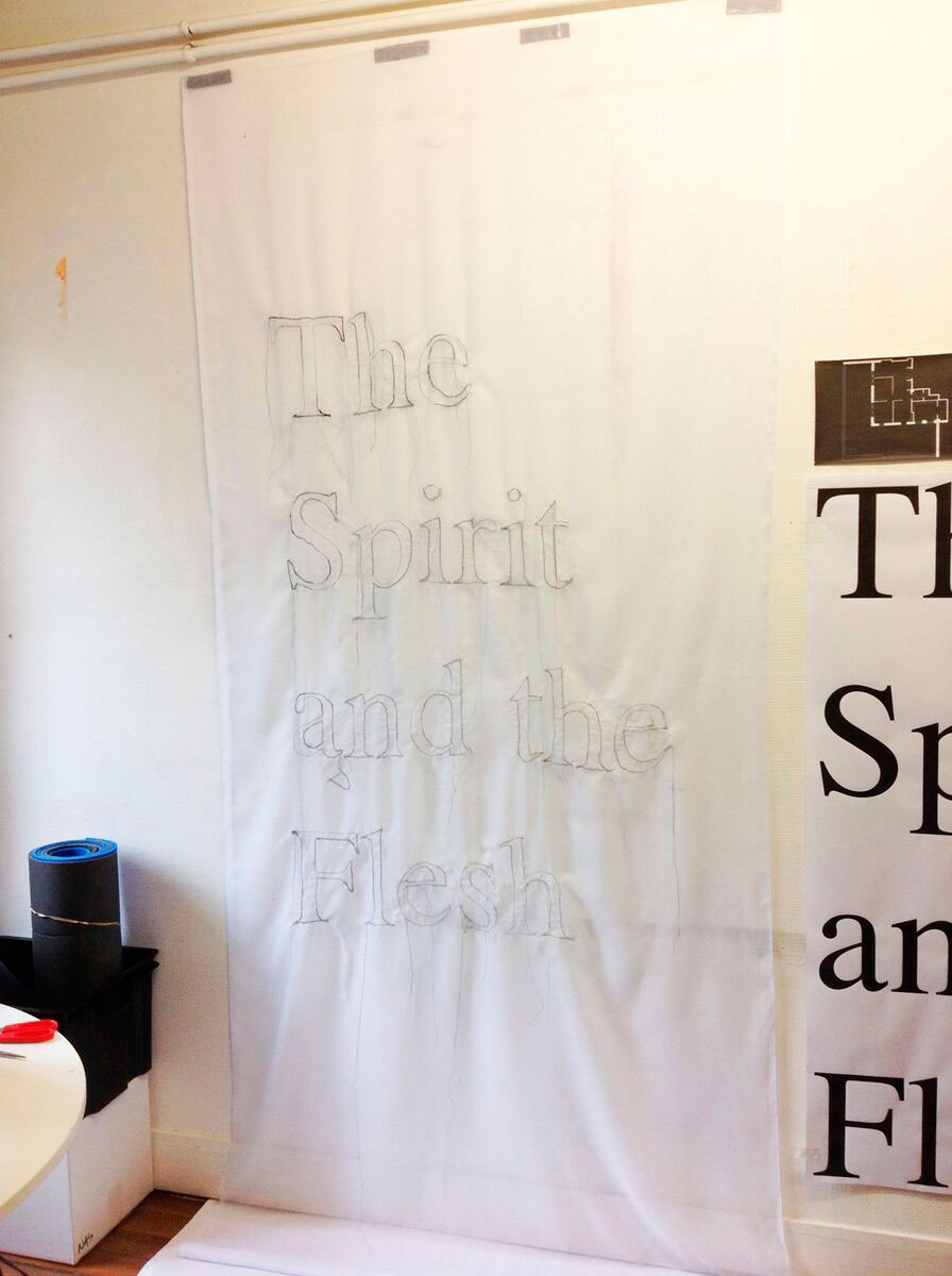 The Spirit & The Flesh. Michael Roy en Espai Tactel