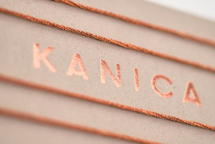 Kanica, una identidad hilada a mano
