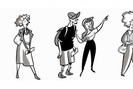 El IVAM presenta la nueva campaña de Amig@s del museo con ilustraciones de Sento Llobell