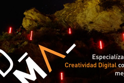 CDMA – 1r Curso de Creatividad Digital & Media Art