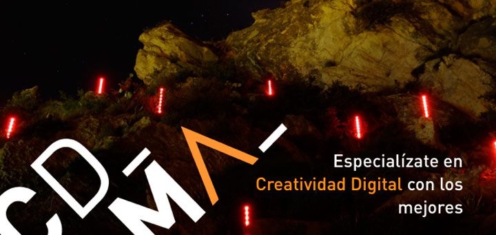 CDMA – Curso de Creatividad Digital & Media Art