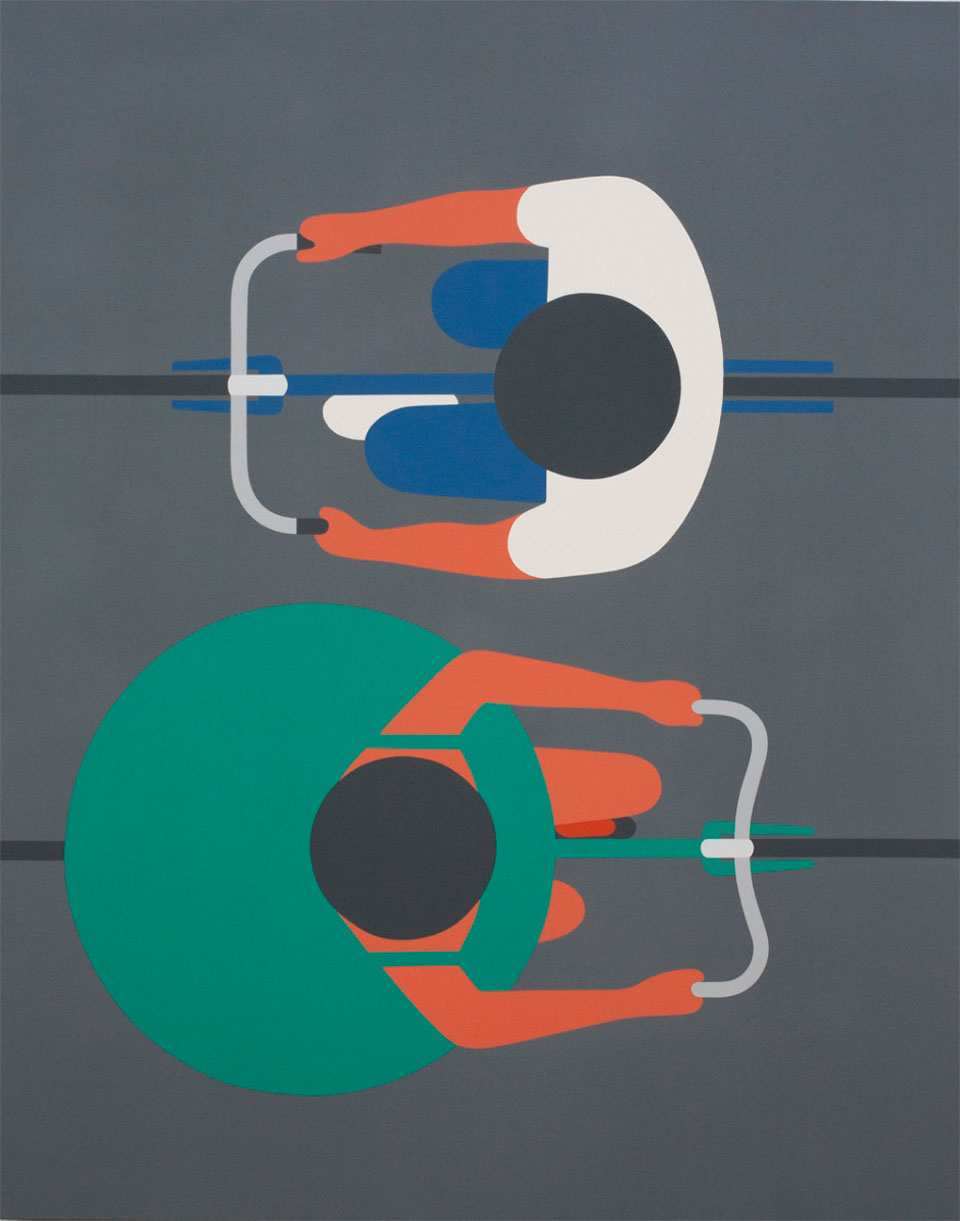 Table Talk #2 con Geoff McFetridge