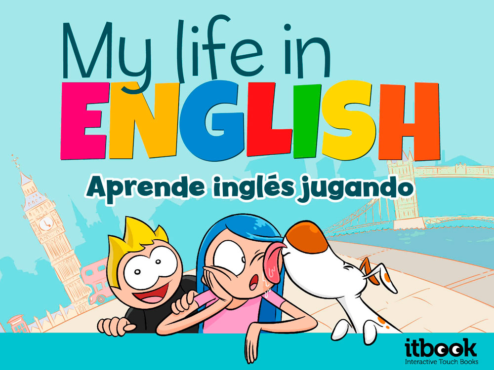 My Life in English, entre las 10 mejores apps infantiles Made in Spain de 2015