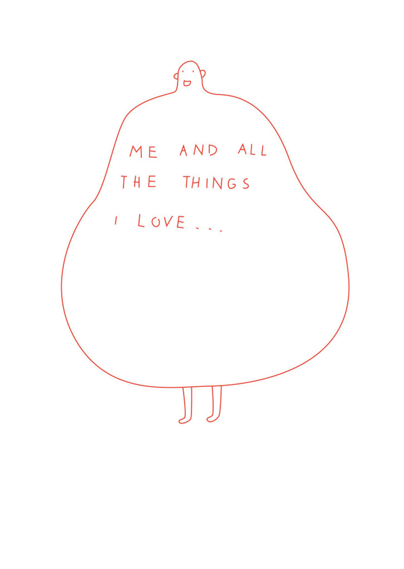 Mut zur Wut – Me and all the things I love by Monika Aichele