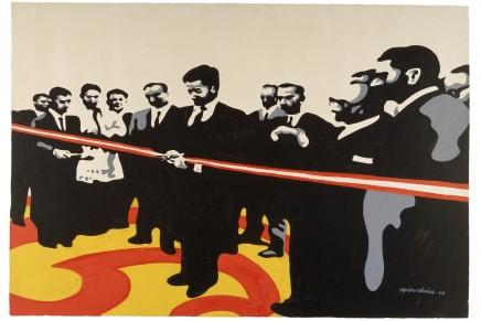 Colectivos artísticos en Valencia bajo el franquismo