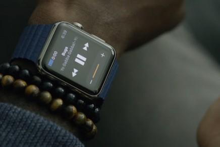 ¿Qué te parecen los nuevos spots del Apple Watch?