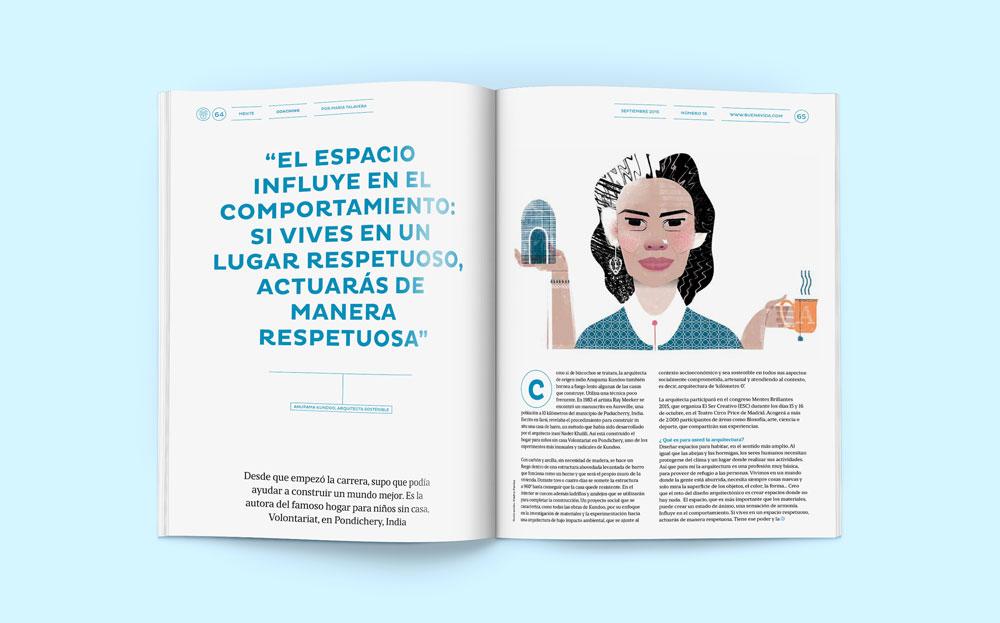 La BuenaVida de Relajaelcoco para El País
