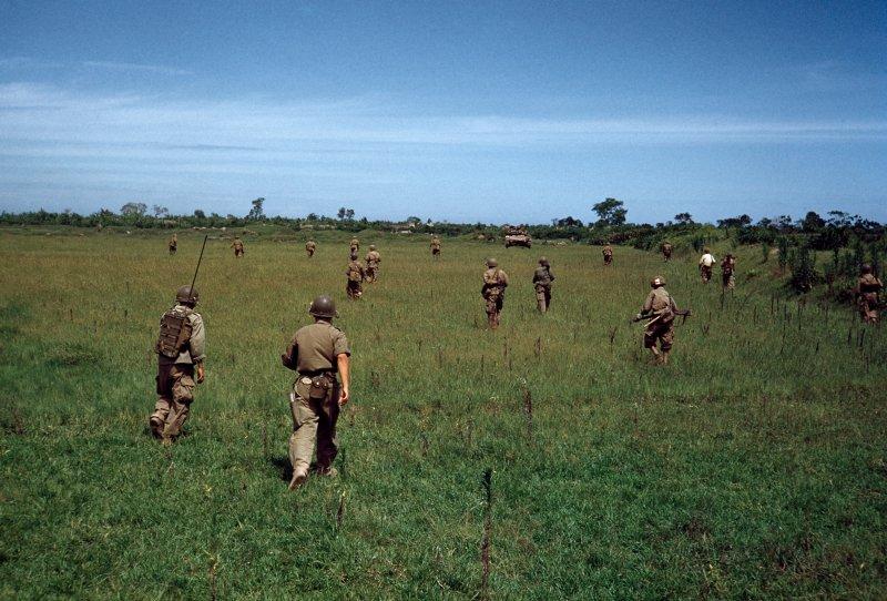 Robert Capa – Guerra de Indochina