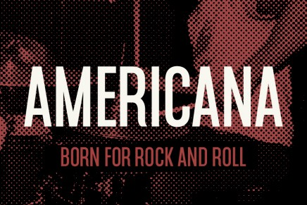 Americana, una sans serif nacida para el Rock and Roll