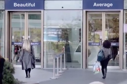 #ChooseBeautiful, la campaña y experimento social de Dove