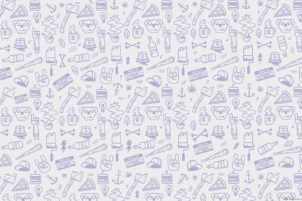 Pattern wallpaper gratuito por Animalflair