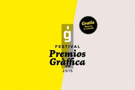 Festival Premios Gràffica 2015, mucho más que una entrega de premios
